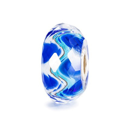 Trollbeads Bead Harmony facet Silver