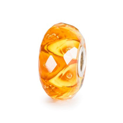 Trollbeads Bead Luminous Delight Facet Glass
