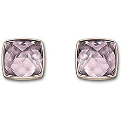 Swarvoski Earrings Tempo Antique Pink