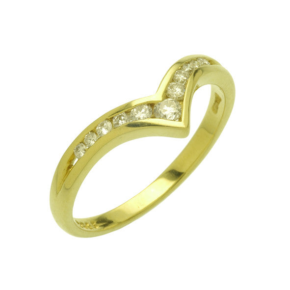 Charles Green Half Eternity Ring