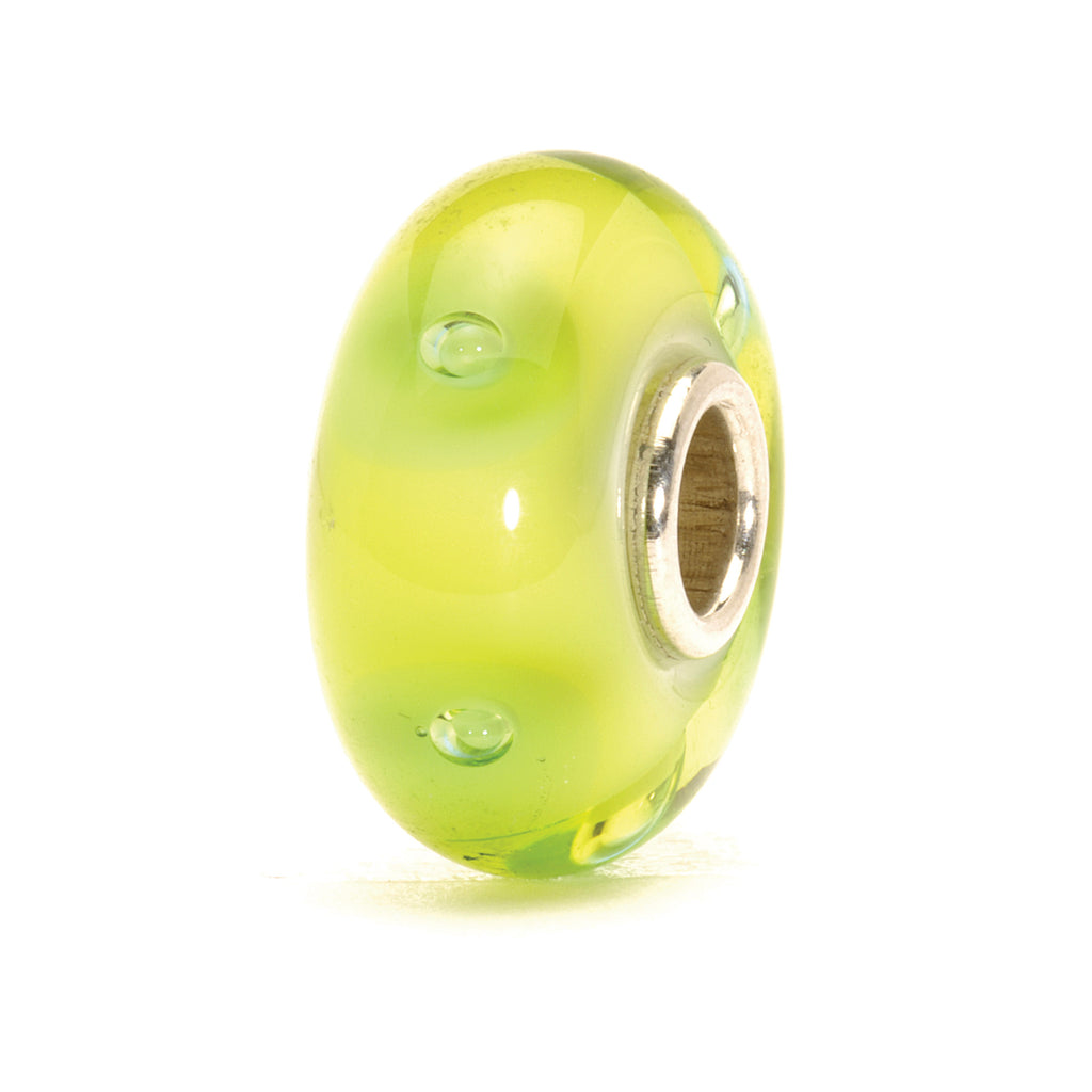 Trollbeads Bead Peter Green Bubbles D