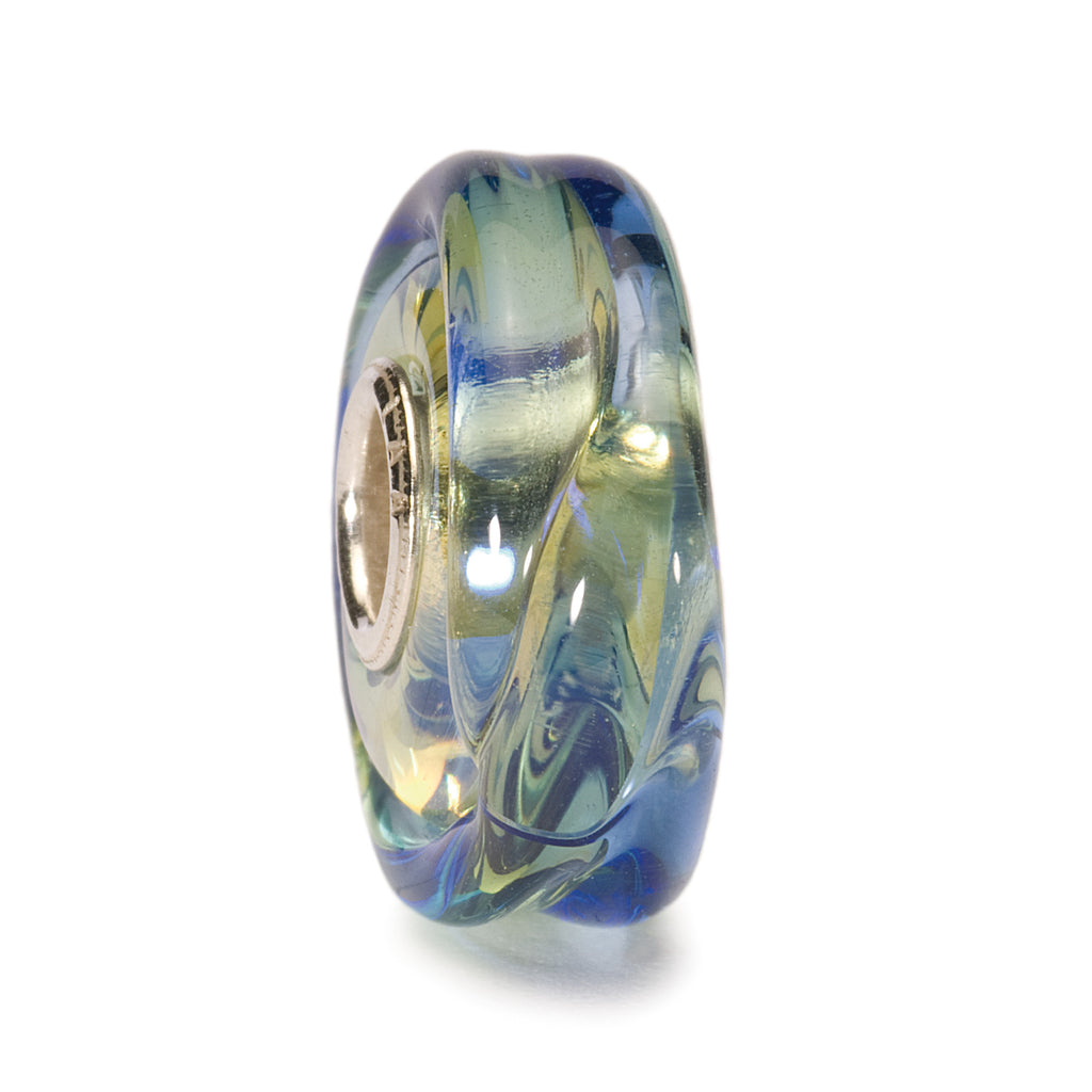 Trollbeads Bead Glass Cool Dusk