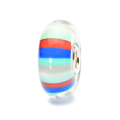 Trollbeads Bead Glass Beach Ball