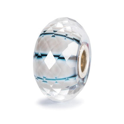 Trollbeads Bead Moonbeam Facet Glass