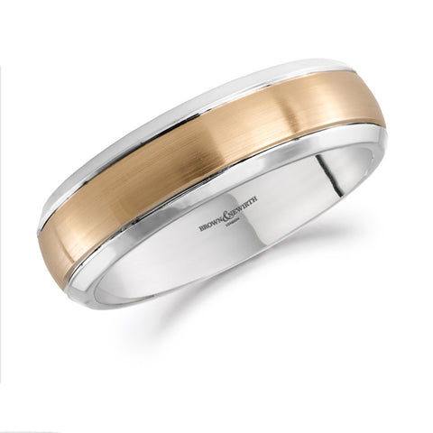 Brown & Newirth Wedding Ring
