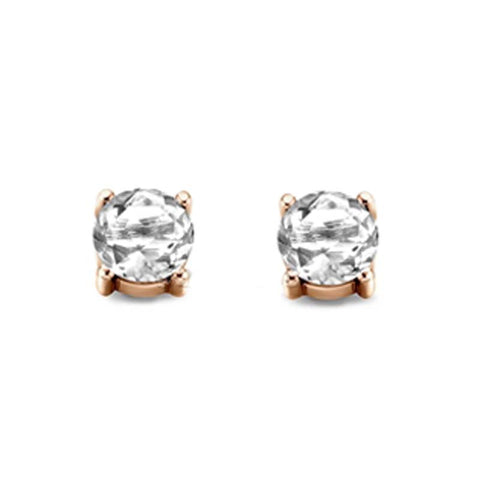 Ti Sento Earrings Stud