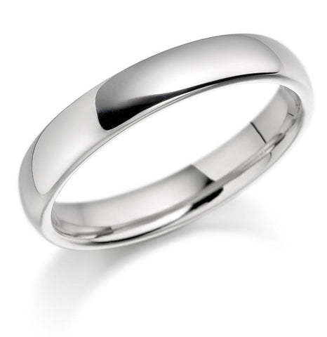 Brown & Newirth Wedding Ring Palladium