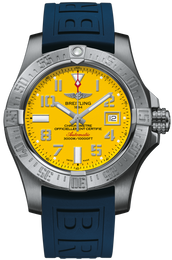 Breitling Watch Avenger Seawolf Cobra Yellow A1733110/I519/157S