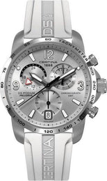 Certina DS Podium Big Size Chrono GMT Aluminium Quartz C001.639.97.037.00