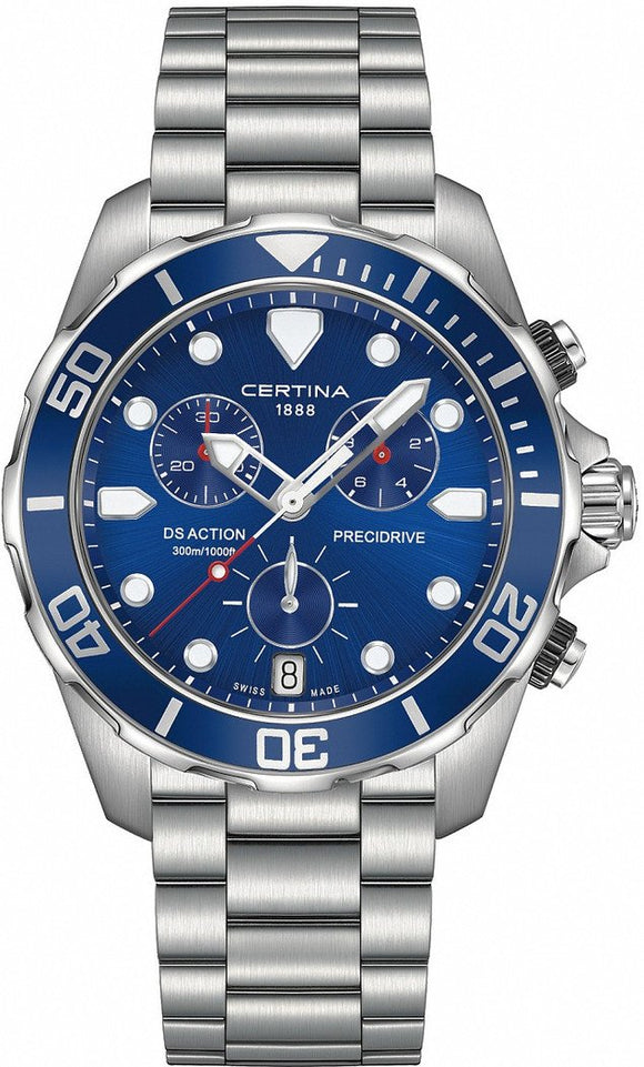 Certina Watch DS Action Chrono Quartz C032.417.11.041.00
