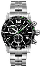 Certina DS Sport Chrono Quartz C027.417.11.057.01