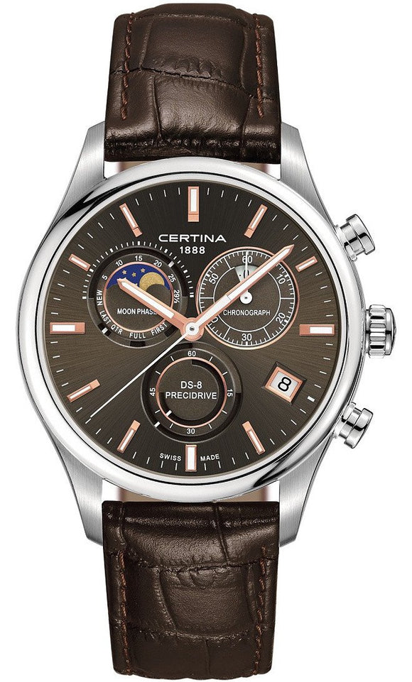 Certina Watch DS-8 Chrono Moon Phase C033.450.16.081.00