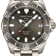 Certina Watch DS Action Quartz Titanium Mens C032.410.44.081.00