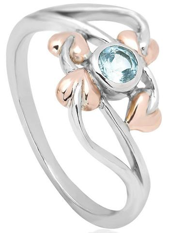 Clogau Love Vine Sterling Silver Ring N