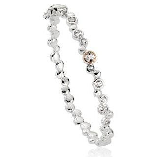 Clogau Moments Sterling Silver Bangle