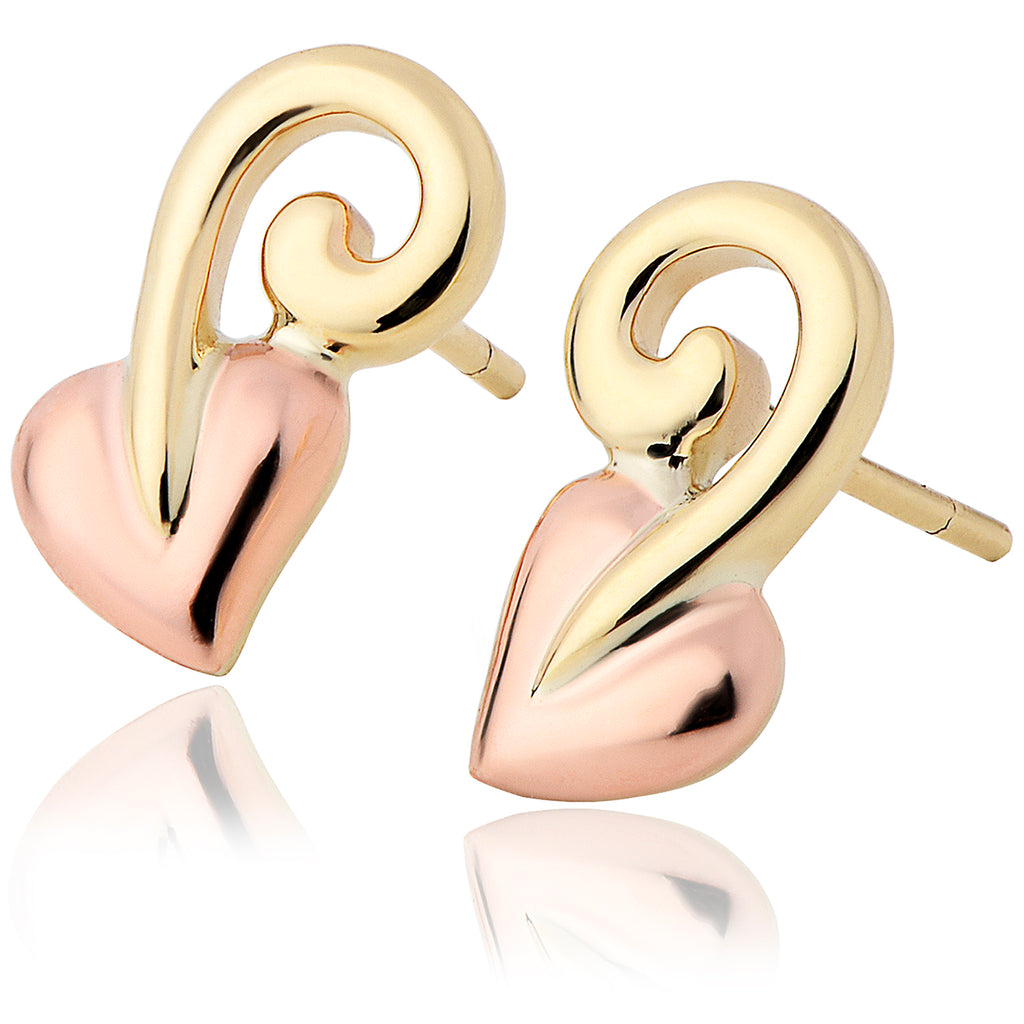 Clogau Tree Of Life Gold Earrings