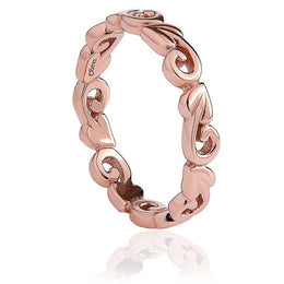 Clogau Tree Of Life 9ct Rose Gold Ring, TOLER2.