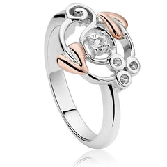 Clogau Tree of Life Origin Sterling Silver Ring