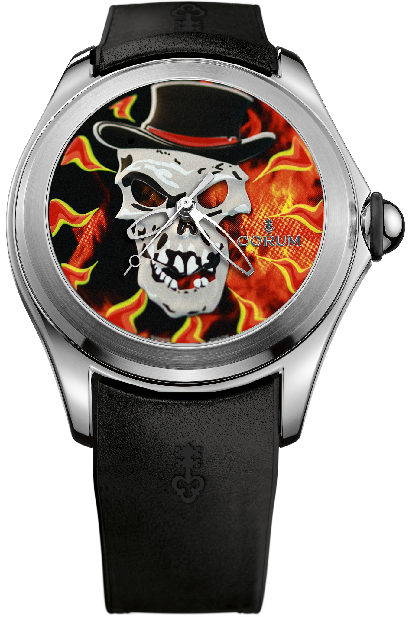 Corum Watch Bubble Halloween Edition