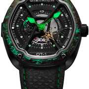 Dietrich Watch OT-1 Carbon Luminescent Mens. OT-1 Carbon Luminescent