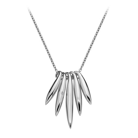 Hot Diamonds Necklace Icicle Silver