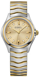 Ebel Watch Wave 1216317