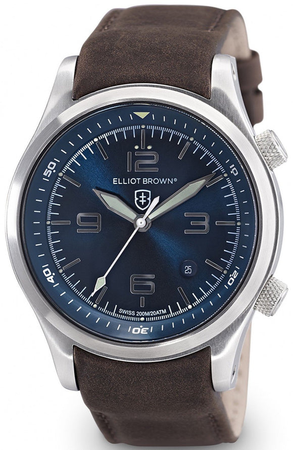 Elliot Brown Watch Canford Quartz 202-007-L07