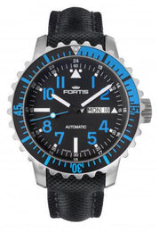 Fortis Watch B-42 Marinemaster Blue 670.15.45.LP
