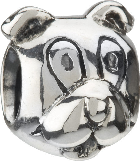 Chamilia Charm Dogs Head