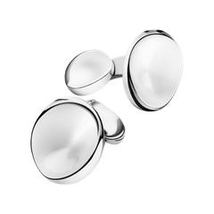 Georg Jensen 74C Sterling Silver Cufflinks