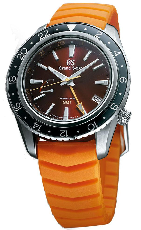Grand Seiko Watch Sport Spring Drive GMT Limited Edition