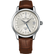 Grand Seiko Watch Hi-Beat 36000 GMT SBGJ217