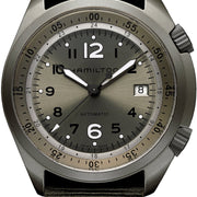 Hamilton Watch Khaki Aviation Pilot Pioneer Aluminum H80405865