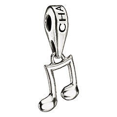 Chamilia Charm Hanging Music Note