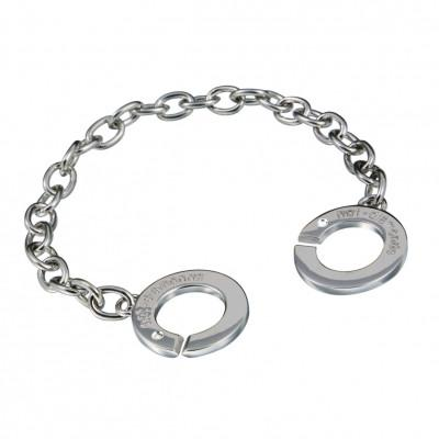 Hot Diamonds Sterling Silver Bracelet D