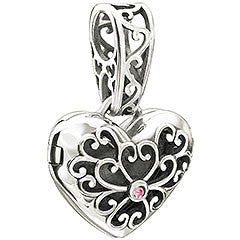 Chamilia Charm In My Heart Locket