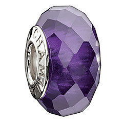 Chamilia Charm Jeweled Purple