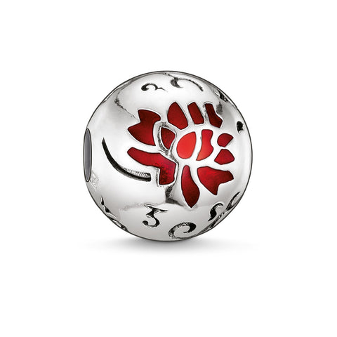 Thomas Sabo Karma Bead Charm Flower Of Life D