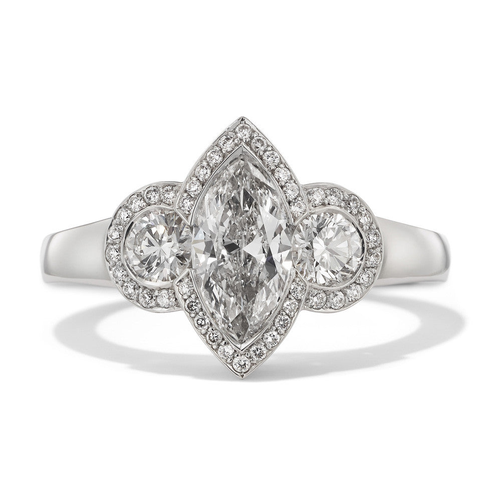 Hans D. Kreiger Ring Diamond