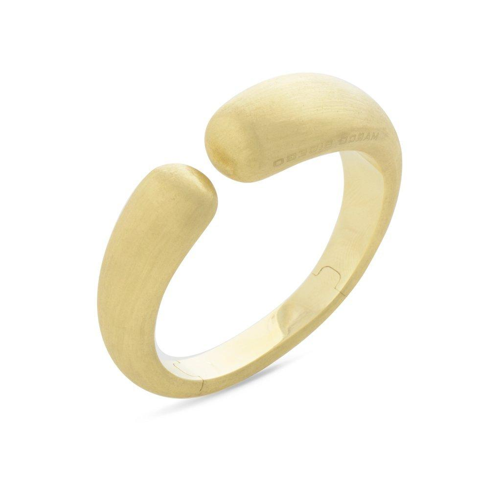 Marco Bicego Legami 18ct Yellow Gold Cuff Bangle