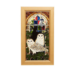 Moorcroft Limited Edition Cathedral Guardians Plaque