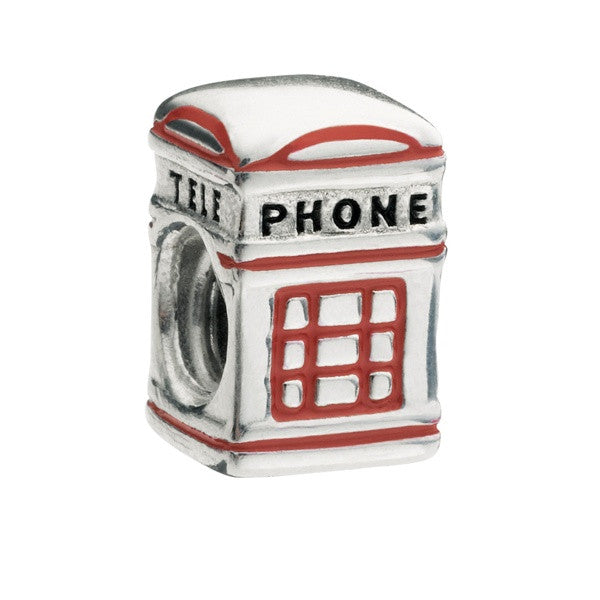 Chamilia Charm Telephone Box