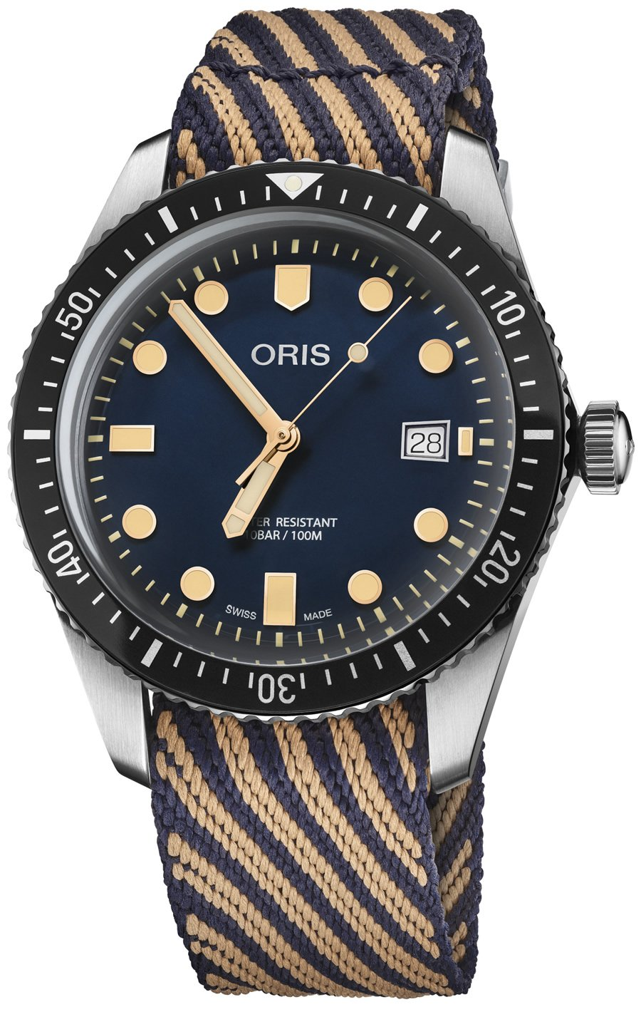 Oris Watch Divers Sixty Five World Clean Up Day Special Edition