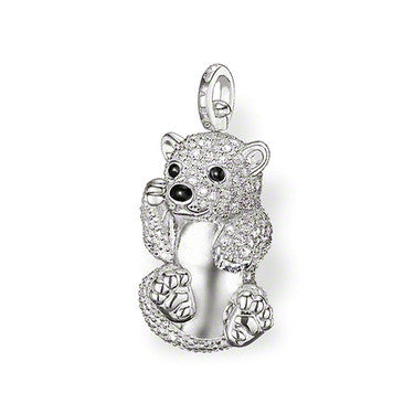 Thomas Sabo Pendant White CZ And Sterling Silver S