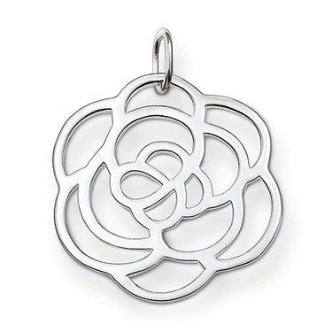 Thomas Sabo Pendant Silver Large Cut Out