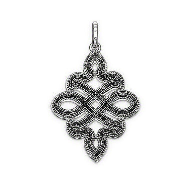 Thomas Sabo Pendant Rebel At Heart Knot