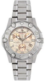 Rotary Watch Aquaspeed Ladies Steel Bracelet S ALB90033/C/07