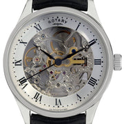 Rotary Watch Gents White GS02518/06