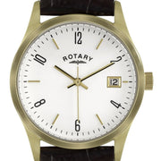 Rotary Watch Gents Strap GS02724/18