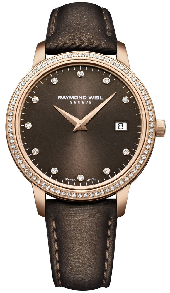 Raymond Weil Watch Toccata Nicola Benedetti Collection 5388- C5S-70081
